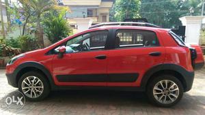 Fiat Avvventura diesel  Kms