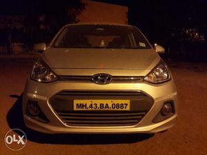 Sale my T Permit Hundai Xcent  model car