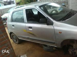 Iwant to sell my maruthi alto pillar dirsubed