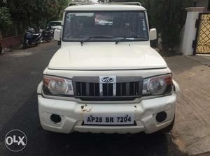 Mahindra Bolero Slx 2wd (make Year ) (diesel)