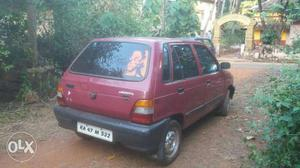 Maruti Suzuki 800 cng  Kms  year