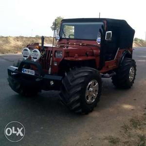 Mahindra Others diesel 225 Kms  year
