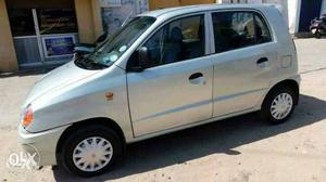 PY Santro  Full option car presently at Pondicherry