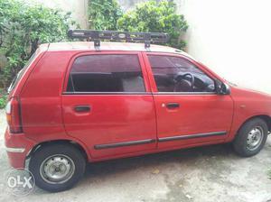 Maruti Suzuki Alto petrol 1 Kms  year