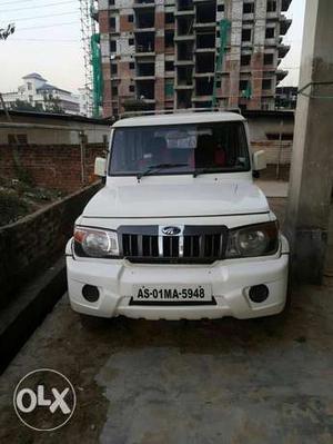 Mahindra Bolero SLX diesel  Kms  year