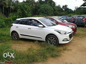 Hyundai Elite I20 diesel  Kms