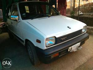 Maruti Suzuki 800 diesel  Kms