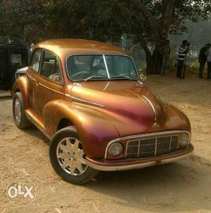 Morris Minor(England) imported vintage car