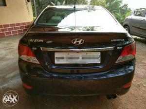 Automatic Hyundai Verna diesel  Kms  year