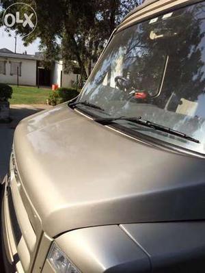 DC modified Vanity Van