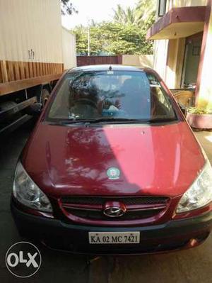 Car Hundai Gets  petrol