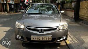 Certified pre owned honda civic noida mumbai cozot cars for Honda civic certified pre owned