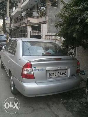 Hyundai Accent  Silver Petrol GLS 1.6 GLS ABS