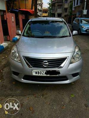 A Family Sedan Splendid Nissan Sunny XL 1.5 L BSIV Petrol