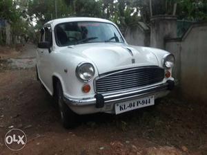 Hindustan Motors Ambassador diesel 1 Kms  year