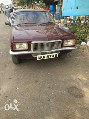 Hindustan Motors Contessa petrol  Kms