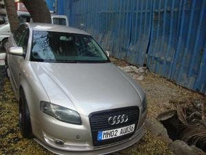 Audi A4 Mumbai, Second Hand Audi A4 Mumbai done  Km's