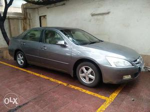 Honda Accord 2.4 VTi MT - Petrol (Mumbai registration)