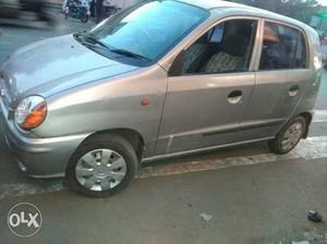 Hyundai Santro cng  Kms