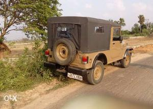 Mahindra mm540 jeep in good condition