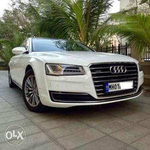 Audi A8 L diesel  Kms  year