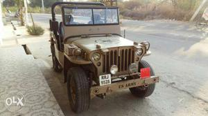 willys with Di engin udaipur