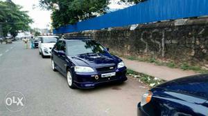 Honda City fully modified petrol  Kms