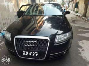 Audi A6 petrol  Kms