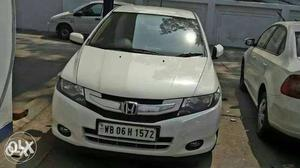 An Automatic Choice Honda City 1.5 VAT Exclusive  White