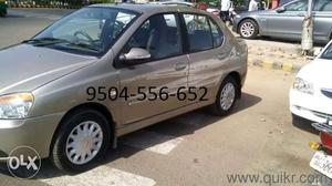 Tata indigo at 1 lac 60 thousand