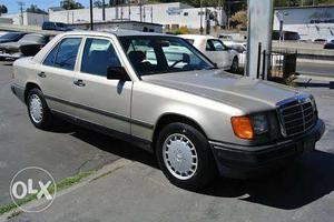Mercedes-Benz left hand drive imported from usa