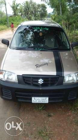 Maruti Suzuki Alto 800 petrol&lpg  Kms