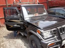 Black Color Bolero SLX For Sale - Ahmedabad