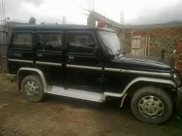 Black Color Bolero SLX For Sale - Kalyan Kanpur