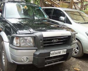 Black Color Ford Endeavour 4x4 XLT For Sale - Bhilai