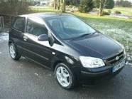 Black Color Hyundai Getz For Sale - Ranchi