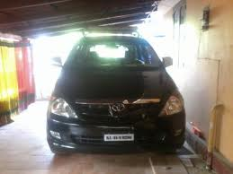 Black Color Innova For Sale - Allahabad