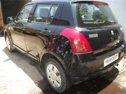 Black Color Swift VXI For Sale - Patna