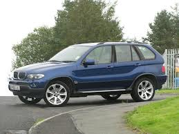 Blue Color BMW X5 For Sale - Ludhiana