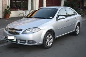 Chevrolet Optra LS SILVER, Registration Model  - Bhuj
