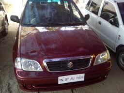 G-Red Color Esteem For Sale - Ahmedabad