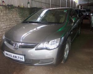 Galaxy Grey Honda Civic 1.8 S MT For Sale - Ahmedabad