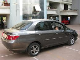 Gray Color Honda City For Sale - Allahabad