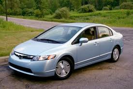 Honda Civic Done  Kms Only For Sale - Ahmedabad