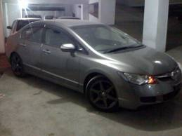 Honda Civic Petrol In Showroom Condition For Sale - Asansol