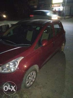 Hyundai Grand I10 petrol Sportz, Kms ---