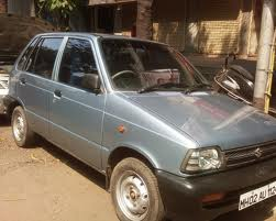Maruti Suzuki 800 DXGREEN, Registration  - Allahabad