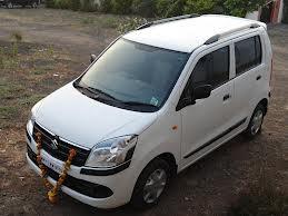 Maruti WagonR LXI  White June Model for Sale - Ahmedabad