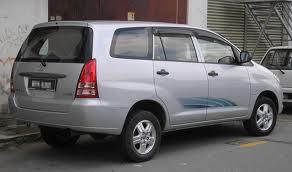 New Shape Toyota Innova Diesel For Sale - Asansol