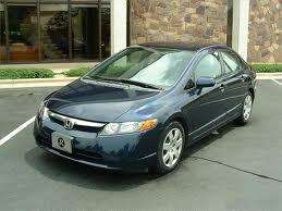 Non-Accident Honda Civic Automatic For Sale - Asansol